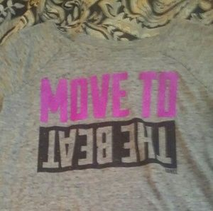 Justice move to the beat shirt